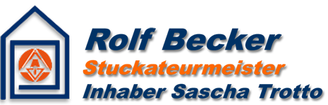 Becker Stuckateur Logo